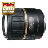 Tamron 60mm Macro f/2 Di II Lens - Nikon Fit