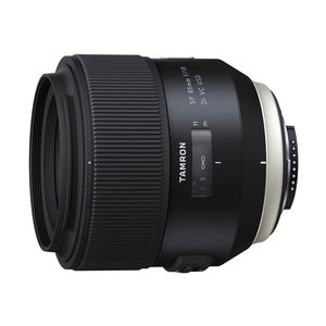 Image of Tamron 85mm f/1.8 SP Di VC USD Lens - Canon Fit