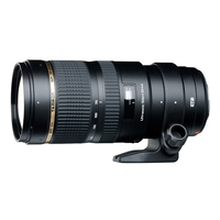 Tamron SP 70-200mm F/2.8 Di VC USD Lens - Canon Fit