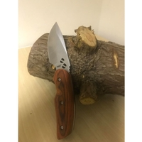 The Shooting Party Party Pandanus Pocket Knife - 3.5 Inch Blade