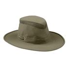 Image of Tilley Broad Curved Brim Lightweight Airflo Hat - Olive