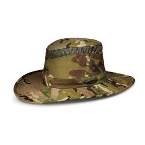 Image of Tilley Broad Curved Brim Lightweight Airflo Hat - Multicam