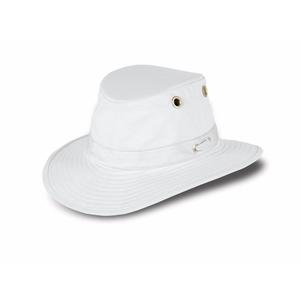 Image of Tilley Intermediate Curved Brim Orbit Hat - Natural