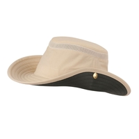 Tilley Medium Brim Snap-Up Lightweight Airflo Hat