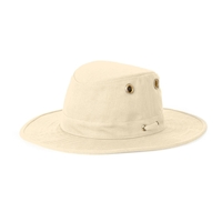 Tilley Medium Curved Brim Hemp Hat