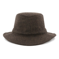 Tilley Medium Curved Brim Winter Hat - Tec-Wool