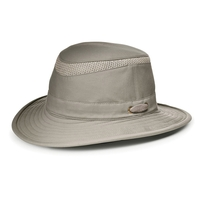 Tilley Medium Curved Brim Organic Cotton Airflo Hat