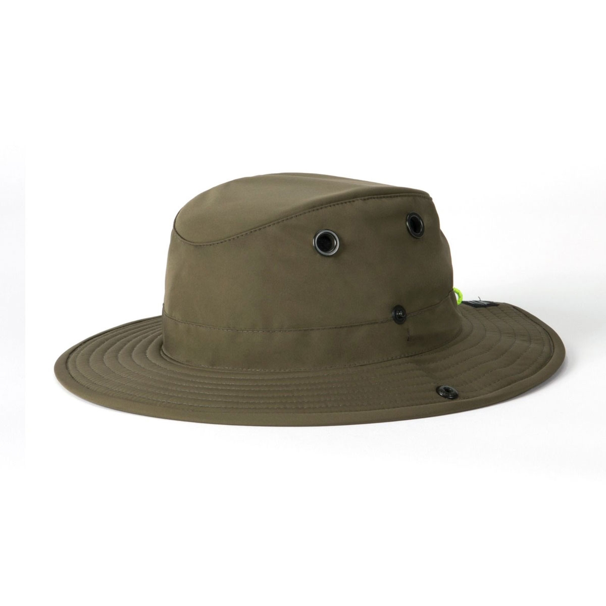 48844e74 Tilley Paddlers Hat - Olive | Uttings.co.uk