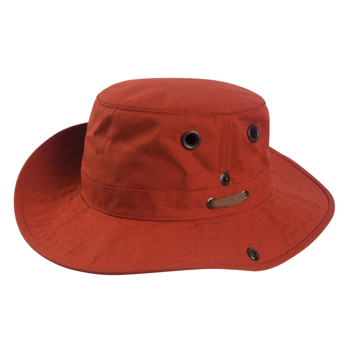 Image of Tilley The Tilley Wanderer Hat - Rust. « 1f436048a96