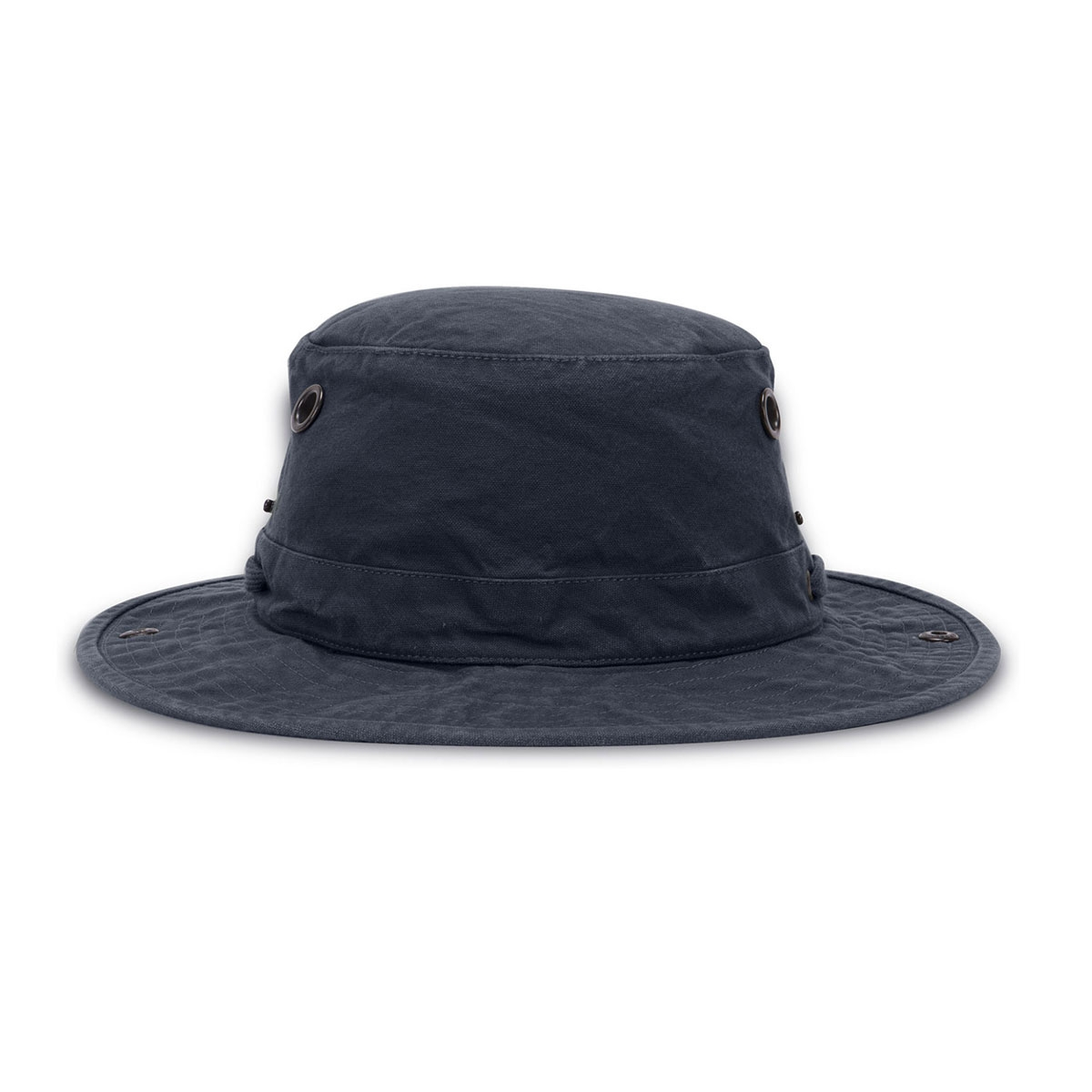 Image of Tilley The Tilley Wanderer Hat - Navy ... fa0d3d89b02