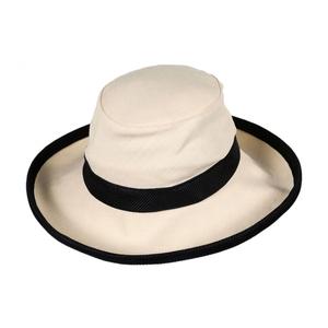 Image of Tilley Women's Hemp Hat - Natural/Black