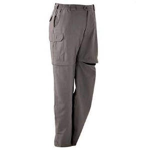 Image of Tilley Zip Off Trousers (Men's) - Dun