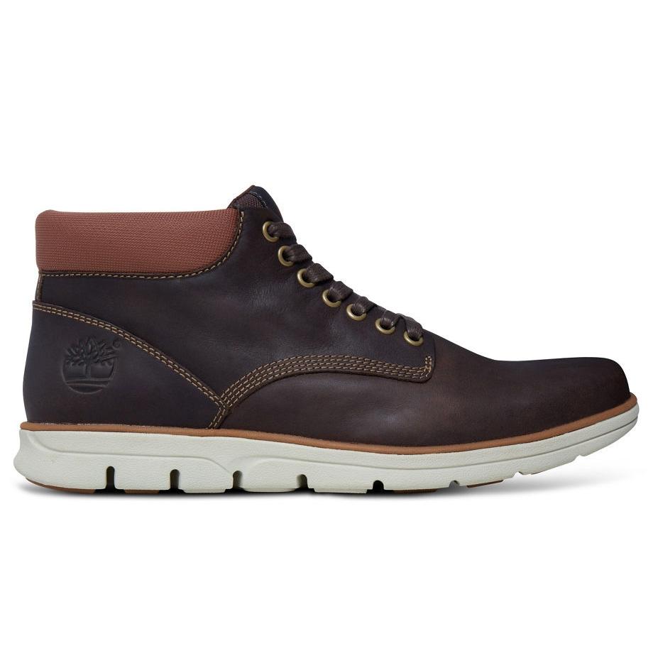 timberland chukka leather