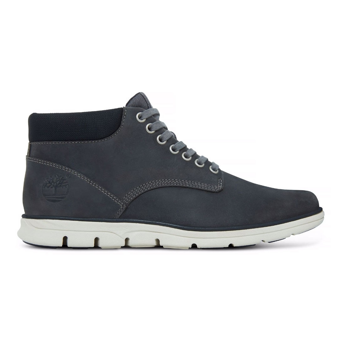 Trágico esperanza Conductividad  Timberland Bradstreet Chukka Leather Casual Boots (Men's) - Pewter  Saddleback/Dark Grey Full Grain | Uttings.co.uk