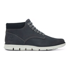 Image of Timberland Bradstreet Chukka Leather Casual Boots (Men's) - Pewter Saddleback/Dark Grey Full Grain