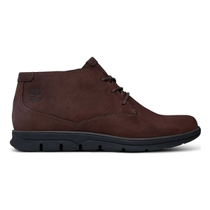 Image of Timberland Bradstreet Plain Toe Chukka (Men's) - Medium Brown Nubuck