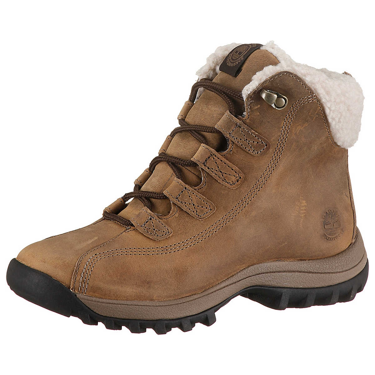 Image of Timberland Canard Resort Mid 2.0 WP Walking Boot (Women s) - Brown 341941d0aa9c
