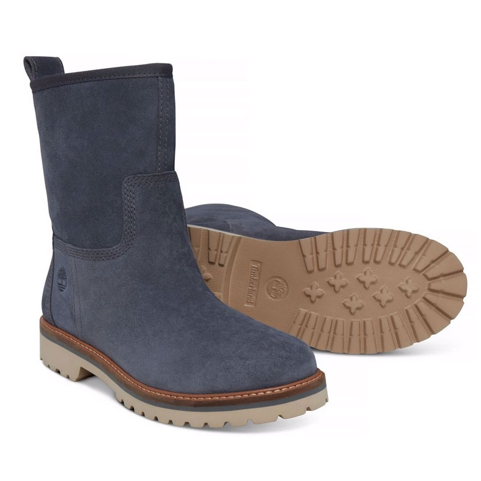 Image of Timberland Chamonix Valley WP Winter Boots (Women s) - Dark Grey  Suede b026ea95d6