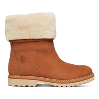 Timberland Chamonix Valley Authentic Shearling Fold Down Waterproof Boot (Women's)