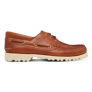 Image of Timberland Chilmark 3 Eye Handsewn Deck Shoes (Men's) - Sahara Brando
