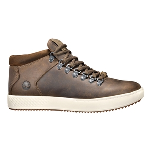 Image of Timberland Cityroam Cupsole Alpine Chukka (Men's) - Olive Full Grain / Canteen Roughcut