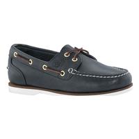 Timberland Classic 2 Eye Boat Shoes (Women's)
