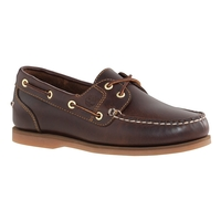 Timberland Classic 2 Eye Boat Shoes (Women's)
