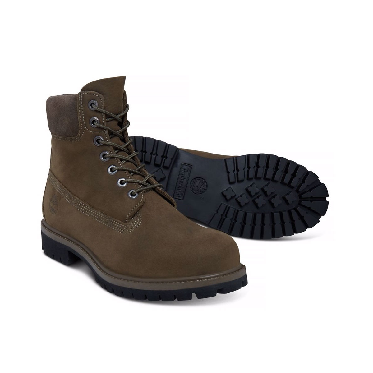 ef731ffd02b Image of Timberland Classic 6 Inch Premium Boots (Men s) - Canteen Vecchio  (Olive