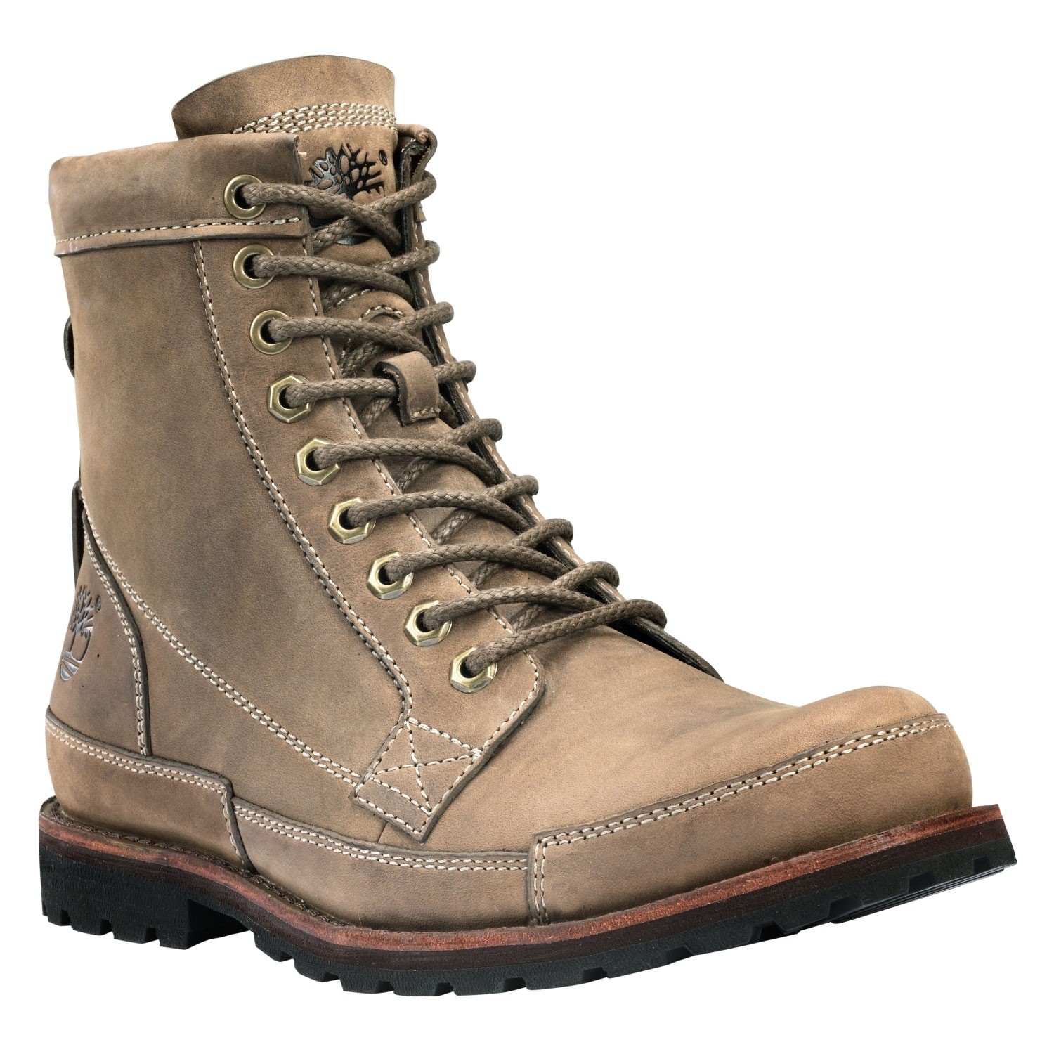 e29c7b169406 Image of Timberland Earthkeepers 6 Inch Leather Boot (Men s) - Distressed  Taupe Full Grain