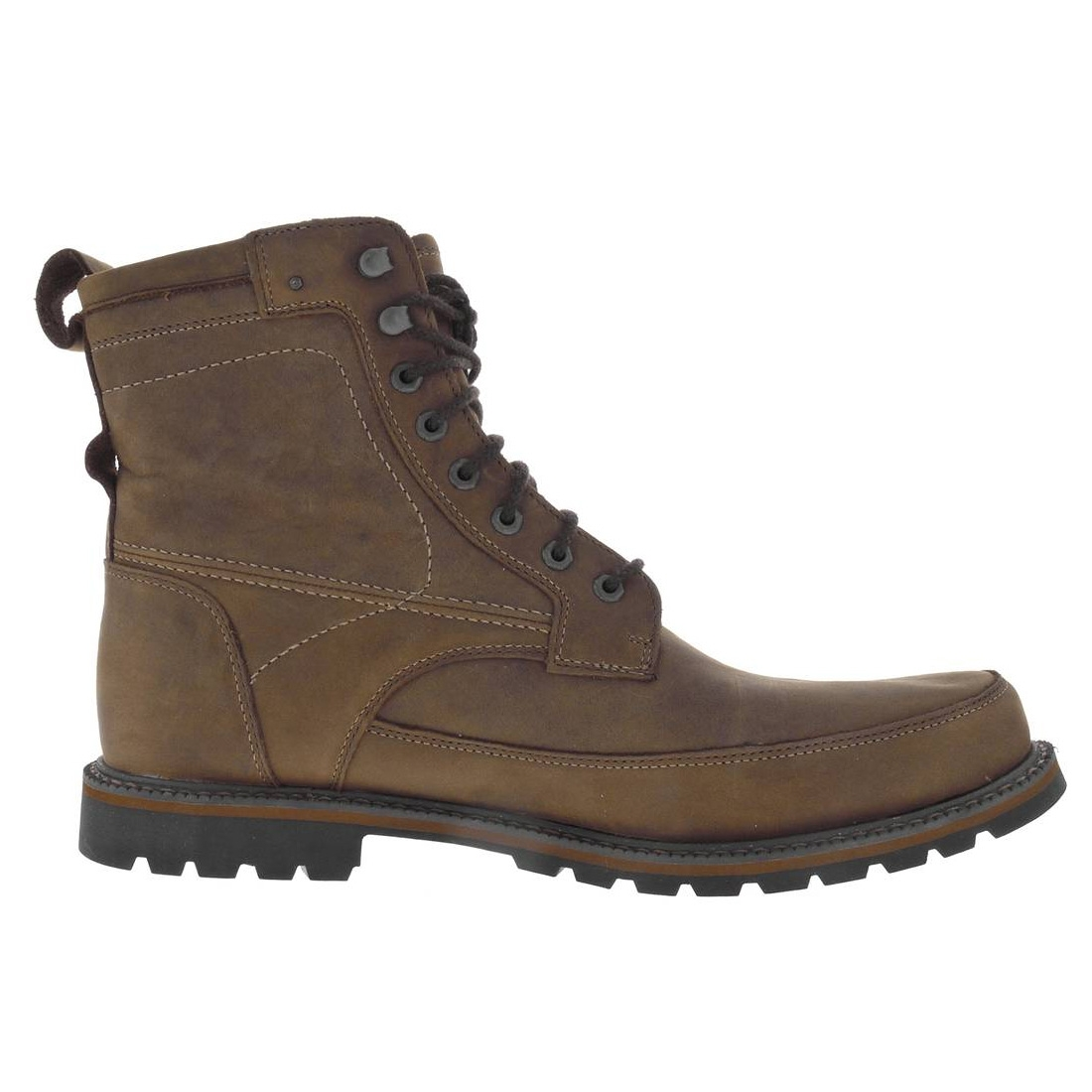 f26c9287fcd6 Image of Timberland Earthkeepers Chestnut Ridge 6 Inch Dark Brown Oiled  Casual Boot (Men s)