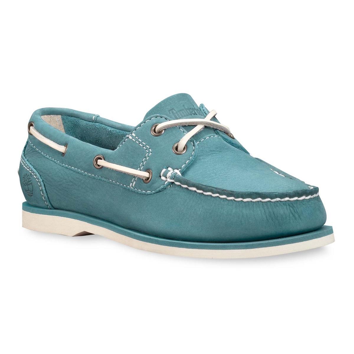 timberland ek classic ladies boat shoe