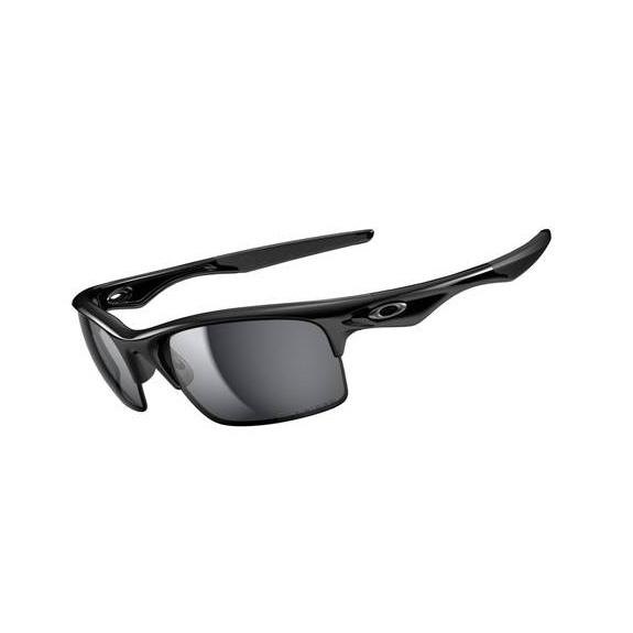 cf80f5f6783 Image of Oakley Bottle Rocket Men s Sunglasses - Polished Black   Black  Iridium Polarized