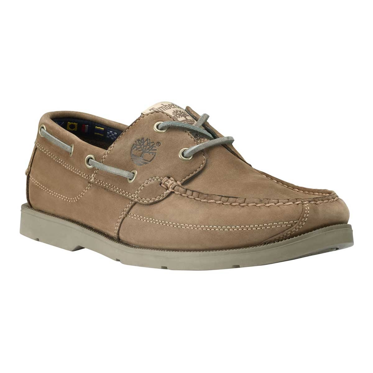Ek Kia Wah Bay FTM Hs, Men Boat Shoes Timberland