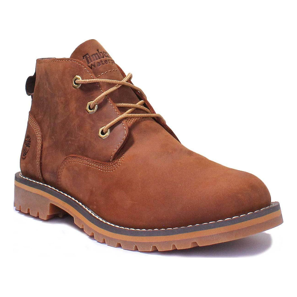 64dac4a0730 Timberland Earthkeepers Larchmont WP Waterproof Chukka Boots (Men's) -  Glazed Ginger