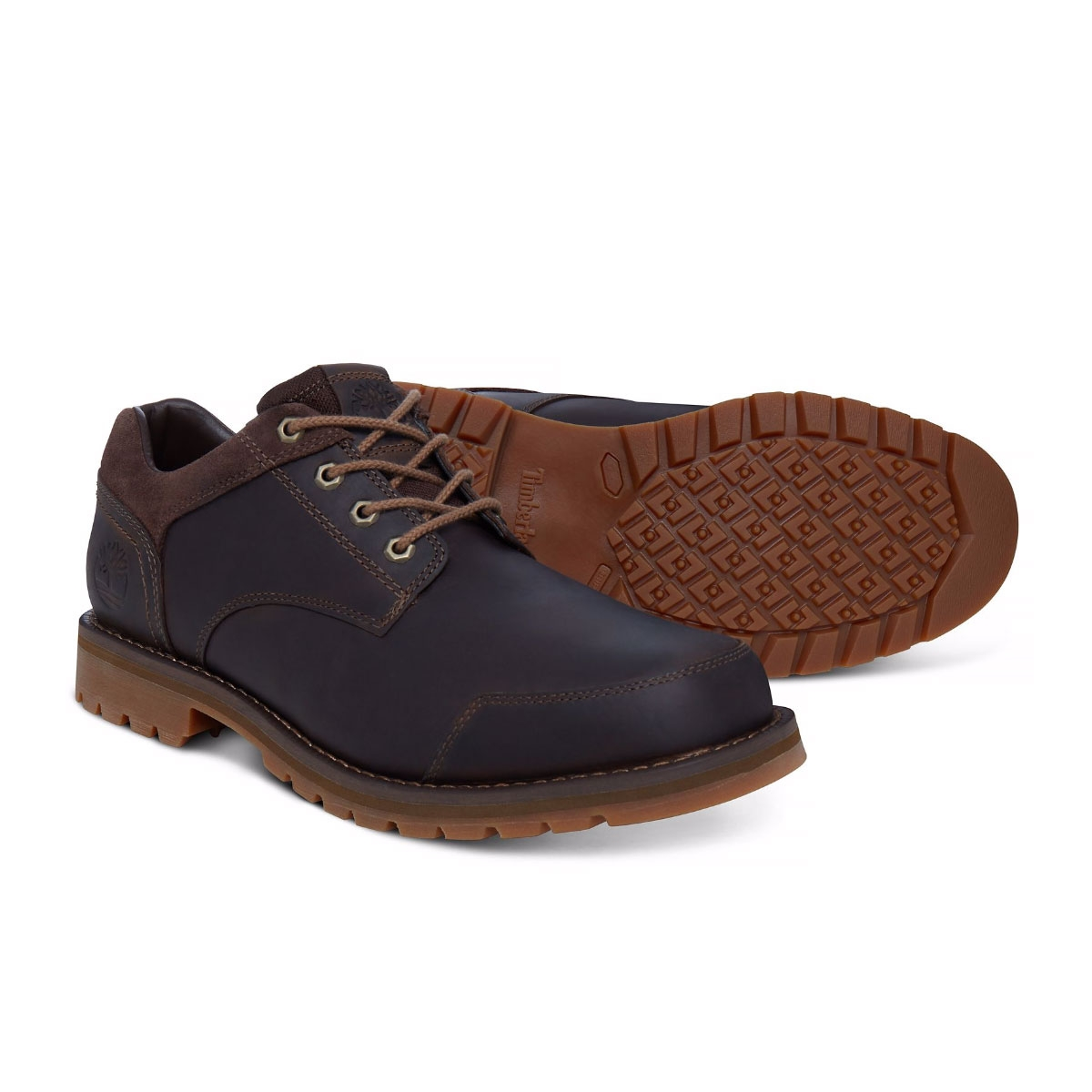 a2ff1855cca6 Image of Timberland Earthkeepers Larchmont Oxford Shoe (Men s) - Gaucho  Saddleback (Dark Brown