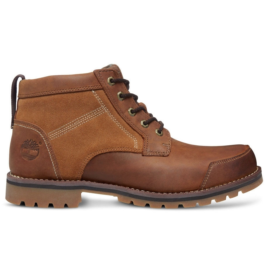 33553b6f9ad Timberland Earthkeepers Larchmont Chukka Boots (Men's) - Oakwood FG and  Suede