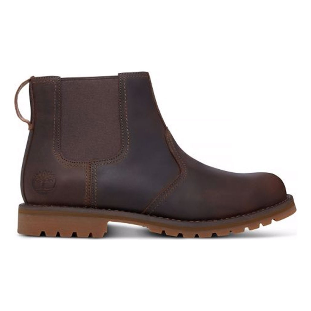 411d809a0f7e Image of Timberland Earthkeepers Larchmont Chelsea Boots (Men s) - Gaucho  Saddleback (Dark Brown