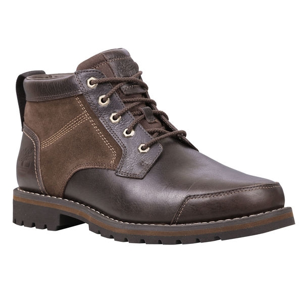 Image of Timberland Earthkeepers Larchmont Chukka Boots (Men s) - Dark  Brown Full Grain and 230cfb77f