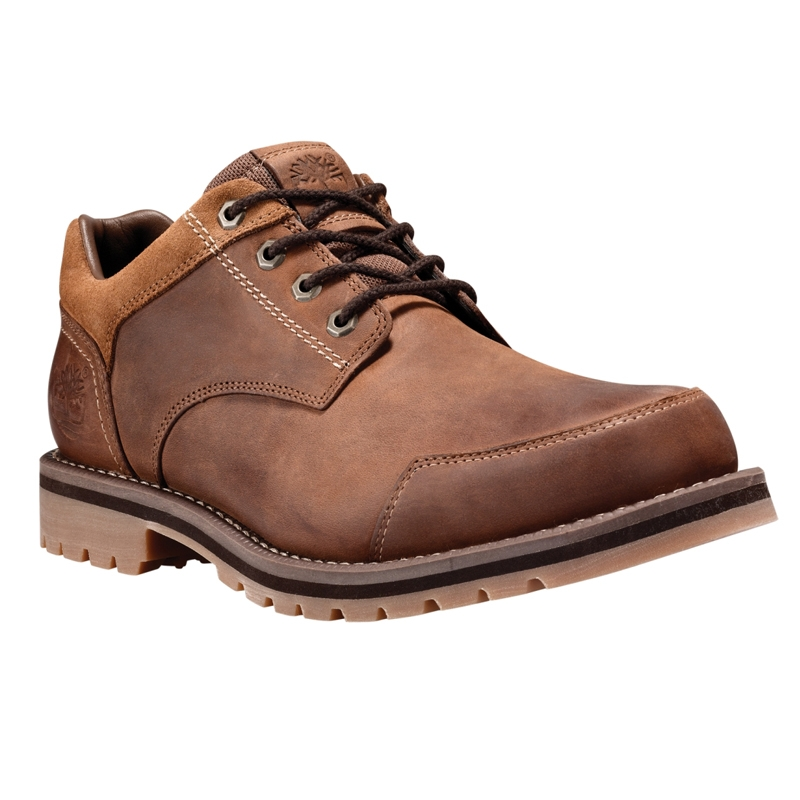 a017d3250174 Image of Timberland Earthkeepers Larchmont Oxford Shoe (Men s) - Oakwood  Medium Brown