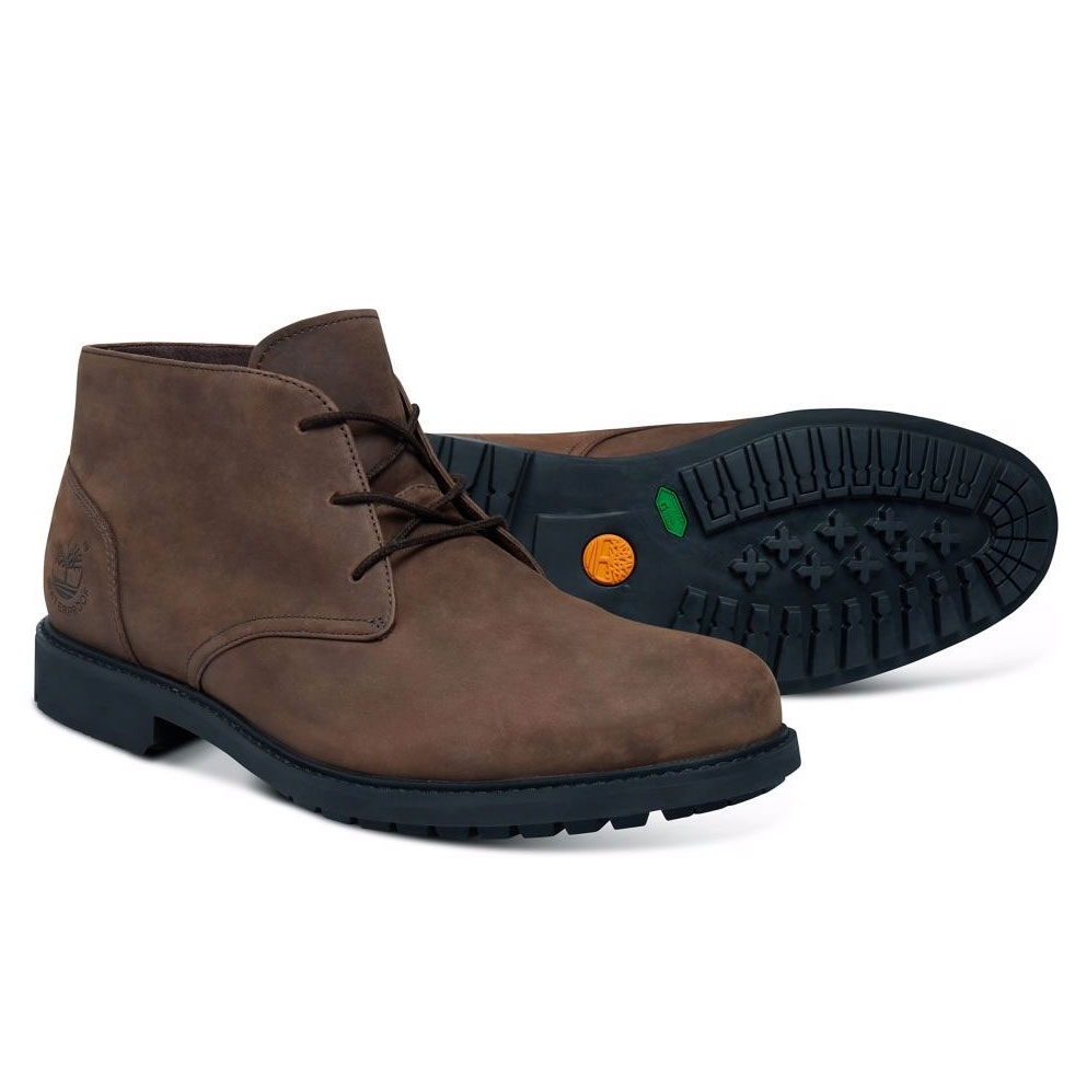 Image of Timberland Earthkeepers Stormbuck Chukka Boot (Men s) - Dark Brown 23979c456