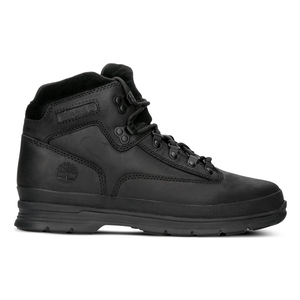 Image of Timberland Euro Hiker SF Leather (Men's) - Black Full Grain Leather