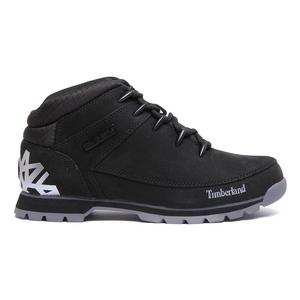 Image of Timberland Euro Sprint Hiker (Men's) - Black Reflective Nubuck