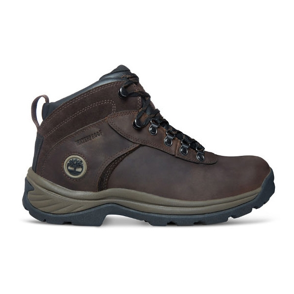 ef078a88f11 Timberland Flume Mid WP Walking Boots (Men's) - Dark Brown