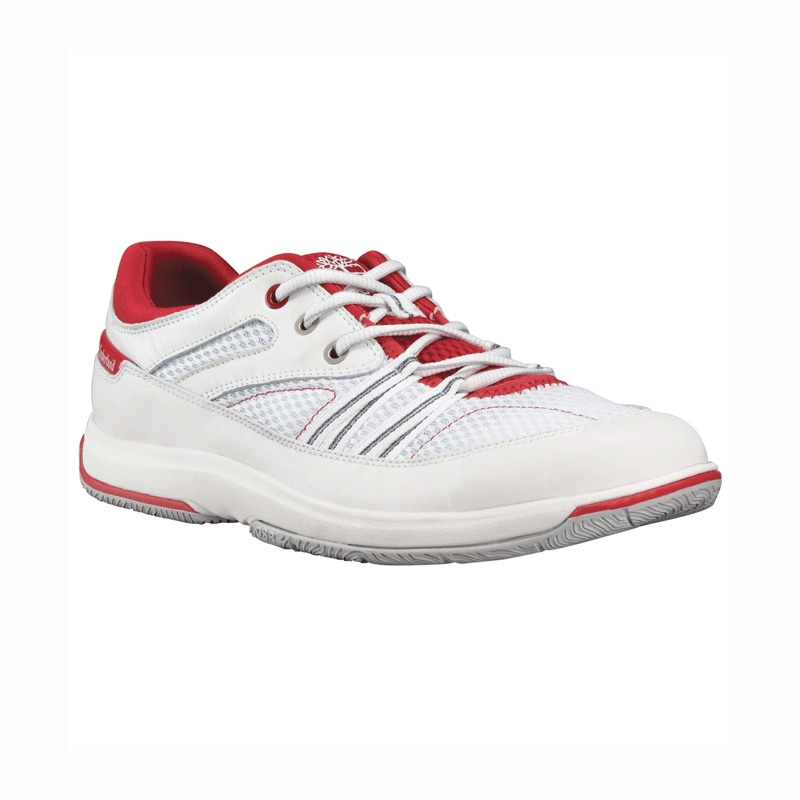 e446d7e4daca Image of Timberland Formentor Performance Boat Shoe (Men s) - White Red