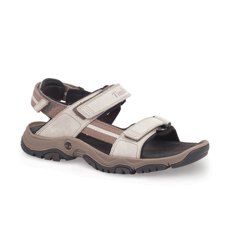 the best attitude ea283 57ad2 Image of Timberland Earthkeepers Front Country Sandal (Men s) - Greige  Nubuck