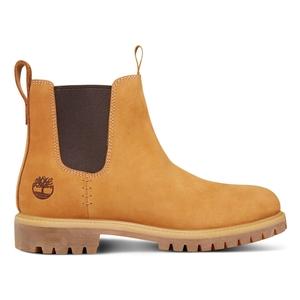 Image of Timberland Icon 6 Inch Premium Chelsea (Men's) - Wheat Nubuck