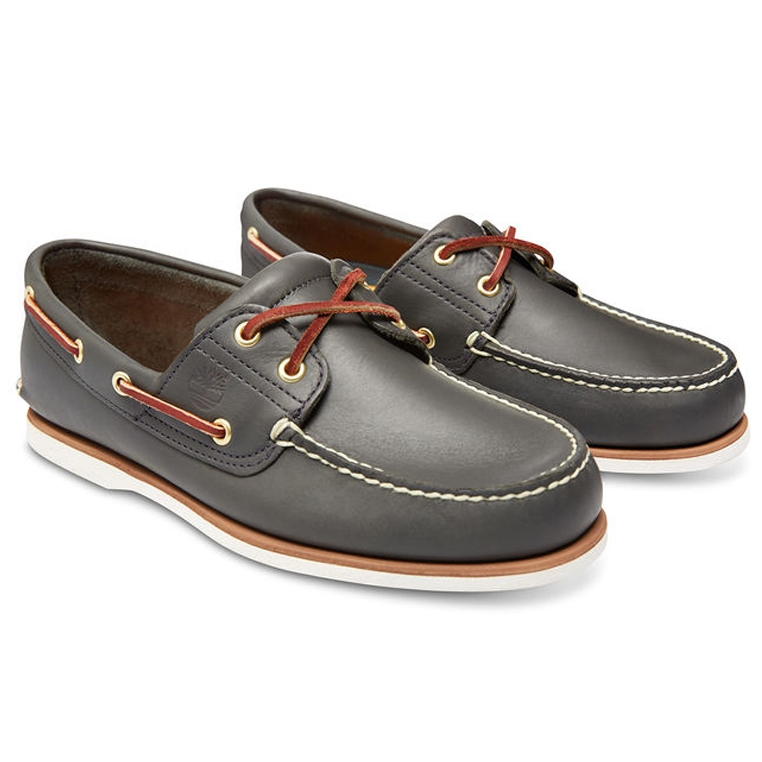 Timberland CLASSIC - Boat shoes - navy
