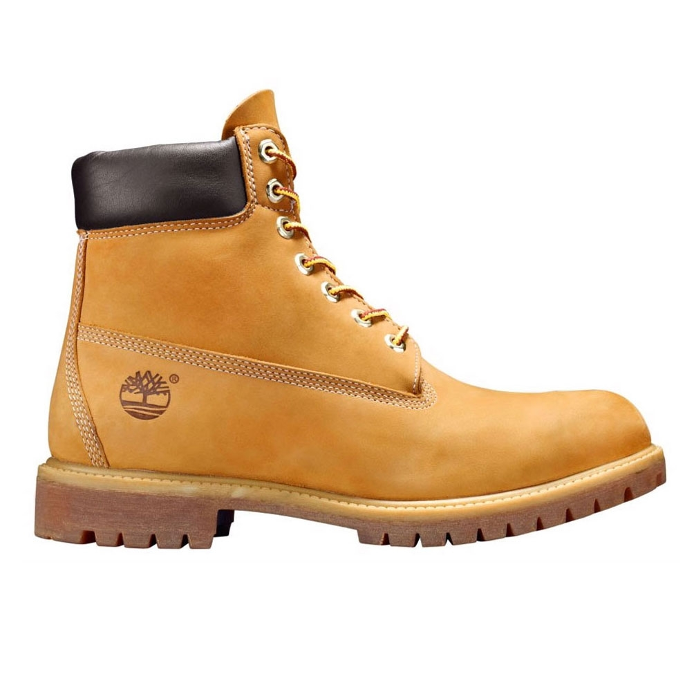 b5ad650fbbbb5 Image of Timberland Icon Classic 6 Inch Premium Original Boot (Men s) - Wheat  Nubuck