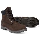 Image of Timberland Icon Classic 6 Inch Premium Original Boot (Men's) - Dark Chocolate Nubuck