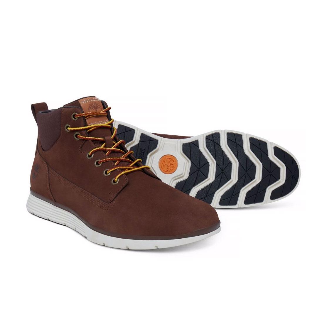 7e90d8e2887 Image of Timberland Killington Chukka Casual Boots (Men s) - Potting  Soil Dark Brown